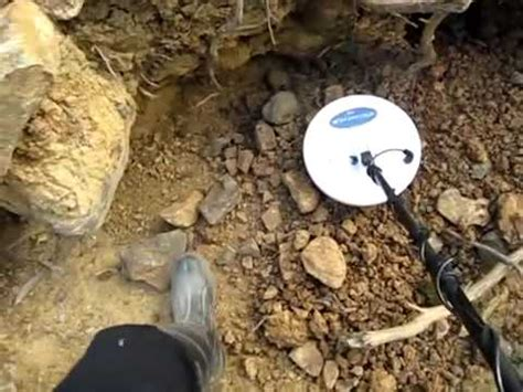 minelab gpx 4500 finds a nugget | doovi