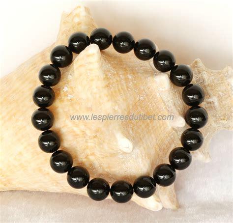 elemente feng shui 4448 bracelet tourmaline les pierres du tibet