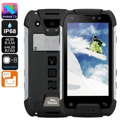 wholesale snopow m10w rugged smartphone from china