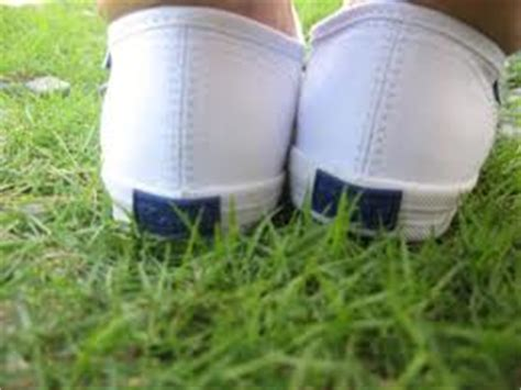 keds, the early 90's, and shoes that shine