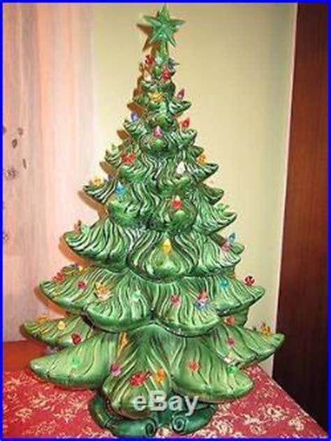 vintage atlantic tree 24 inch ceramic high gloss