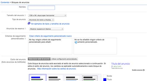 Adsense Español | manual google adsense espa 241 ol