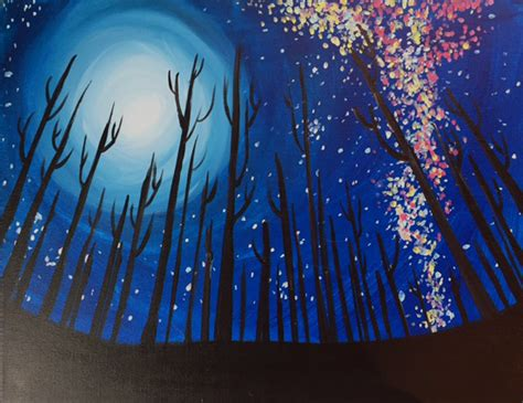 Astor S October 25 2015 Paint Nite Event