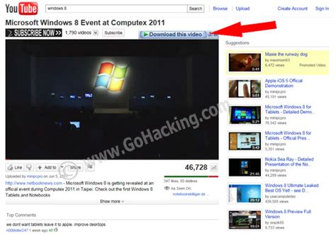 download youtube go for pc how to download youtube videos easy way gohacking