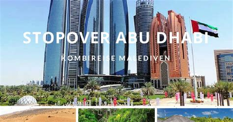 Abu Kombi abu dhabi malediven kombireise malediven