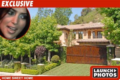 kim kardashian house address kim kardashian house