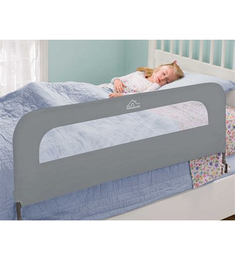 summer bed rail summer infant extra long safety bed rail grey