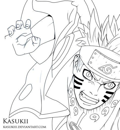 Tempat Pensil Pencil Anime Shippuden Uzumaki 598 lineart by kasukiii on deviantart