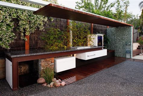 outdoor kitchen design ideas modern outdoor kitchen design ideas twipik