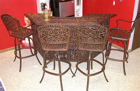 wrought iron patio bar the best 28 images of wrought iron patio bar ow classico