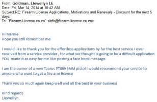 Character Motivation Letter For Firearm License Exle Of Testimonial Letter For Firearm License Cover Letter Templates