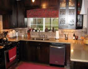 how to decorate kitchen counters home design