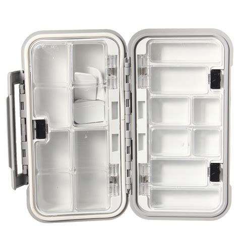 Sale Storage Bag 88 Storage Box Tempat Pakaian zanlure fishing storage box lure hook bait tackle waterproof with 16 compartment sale