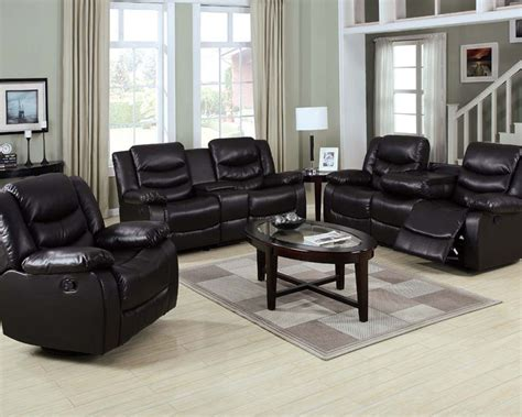 leather sofas torrance sofa set torrance by acme furniture ac50575set