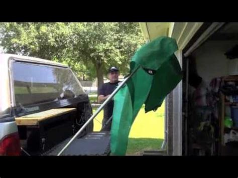 pick  truck awning youtube
