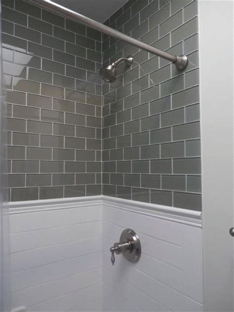 Bathroom Subway Tile Designs by 25 Best Ideas About Subway Tile Patterns On Pinterest