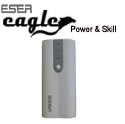Power Bank Eser power bank eser eagle 6200 mah leather flip cover baterai handphone