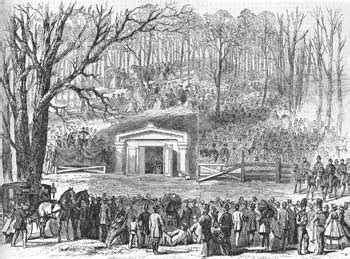 when was abraham lincoln buried may 4 1865 lincoln buried almost chosen