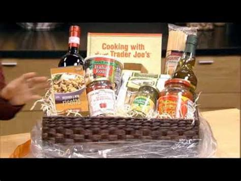 Where Can I Buy Trader Joe S Gift Cards - how to make a trader joe s gift basket anyone would love youtube