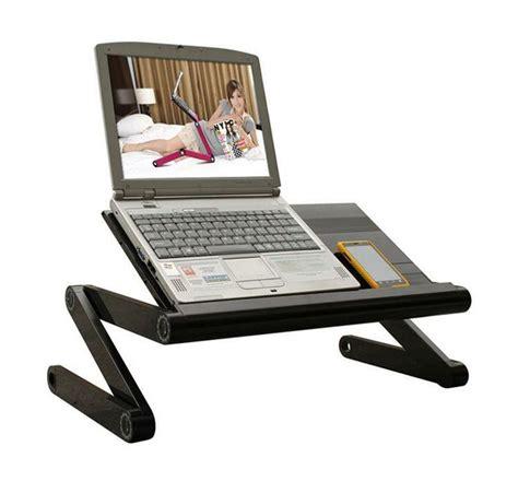 lap desk for bed adjustable vented laptop al table lap desk portable bed