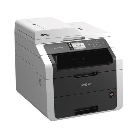 mfc 9140cdn colour laser all in one duplex fax network