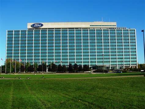 Address Search Michigan Mailing Address Ford World Headquarters Dearborn Michigan