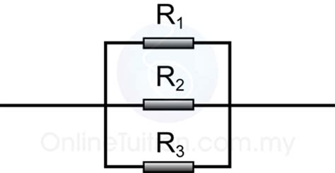 resistors in series and parallel extension sheet resistance in series and parallel circuit spm physics form 4 form 5 revision notes