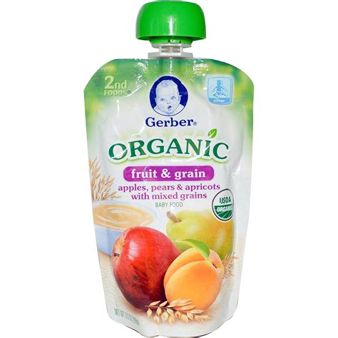 baby foods organic baby foods books gerber 2nd foods organic baby food fruit grain