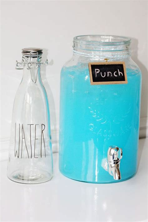 Blue Baby Shower Punch With by Blue Baby Shower Punch About 3 2 L Bottles Of Sprite Zero