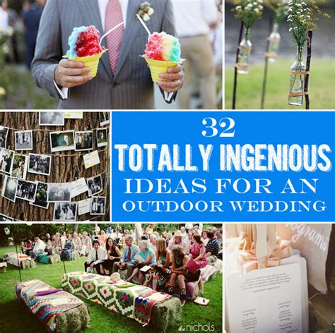 wedding theme quiz buzzfeed 32 totally ingenious ideas for an outdoor wedding
