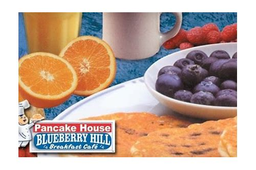 blueberry hill aurora il coupons