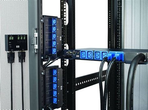 How Many U In A Rack by Basic Rack Pdu 19 Horizontal Vertical Installation