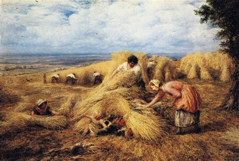 The Harvest Harvest Hers leisure rural labourers 1700 2000 virtualculturetoursyork3