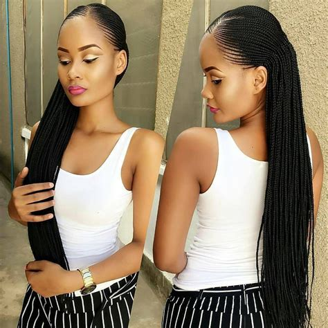 tiny ghana weaving photos ghana weaving anyone hamisa mobeto cornrows via