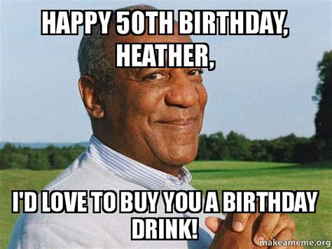 Happy 50th Birthday Meme - meme