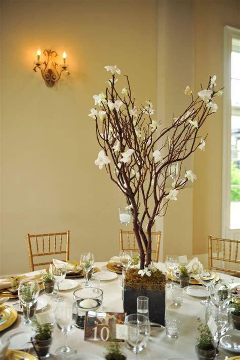 17 best ideas about branch wedding centerpieces on