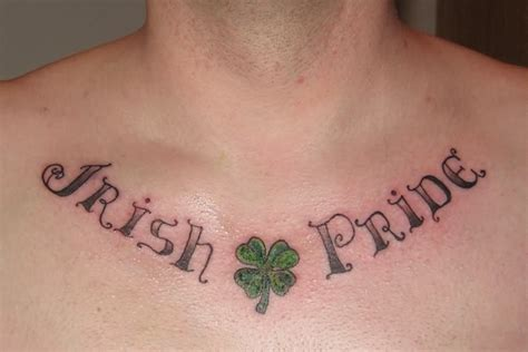 irish pride tattoos 30 pride tattoos designs and pictures ideas