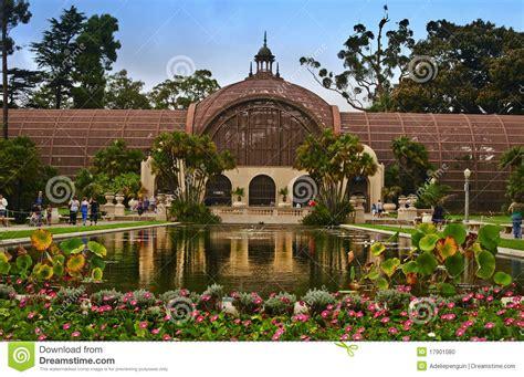 San Diego Botanical Gardens Balboa Park Botanical Building Balboa Park Editorial Image Image 17901080