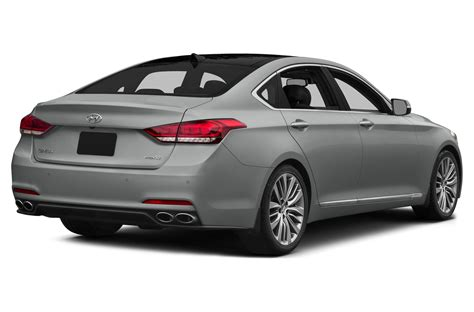 hyundai genesis 2015 hyundai genesis price photos reviews features
