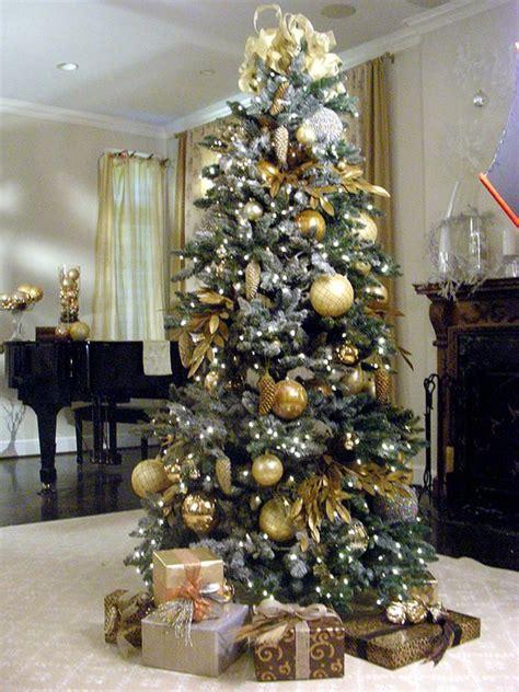 tendencias en decoraci 211 n para tu arbol de navidad