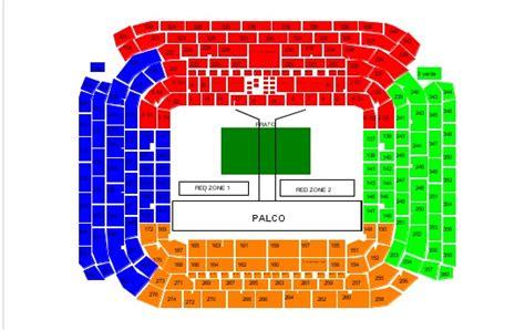 biglietti vasco ticketone diario italiano di robbie williams mappa san siro 12