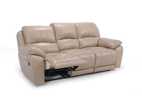 Recliner Leather Sofa Giovani Leather Living Room Leather Dual Reclining Sofa U8397 L3 2m Furniture Mall Of Kansas