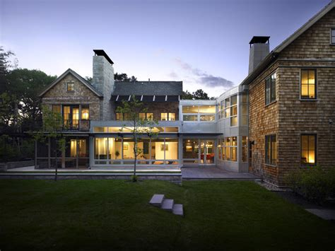 modern home design new england new england contemporary