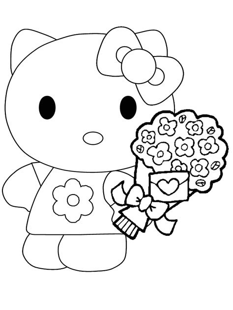 hello kitty soccer coloring pages coloring page hello kitty coloring pages 13