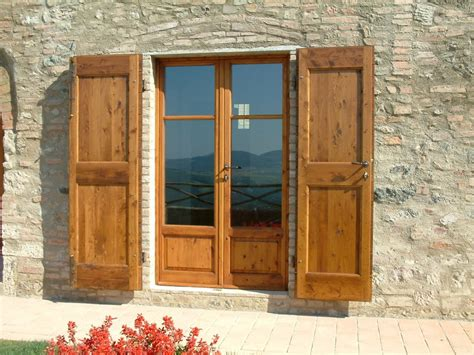 Tuscan Window Shutters Live With What You Interesting Tuscan Style Flooring