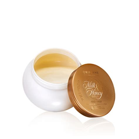 31708 Milk Honey Gold Shoo oriflame milk honey gold hair mask oriflame shop buy