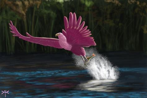pink eagles wallpaper pink eagle by coixuong182 on deviantart