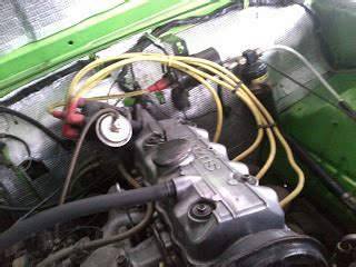 Kabel Busi Zebra 1 3 Espass 1 3 Feroza inovasi kreasi dan rekreasi modifikasi jimny 4x4 tahun 84