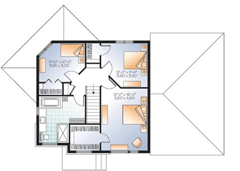 House Plan With Bachelor Apartment 22386dr Architectural Designs House Plans