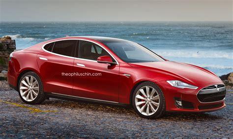Upcoming Tesla Models Upcoming Tesla Model 3 Imagined Gtspirit